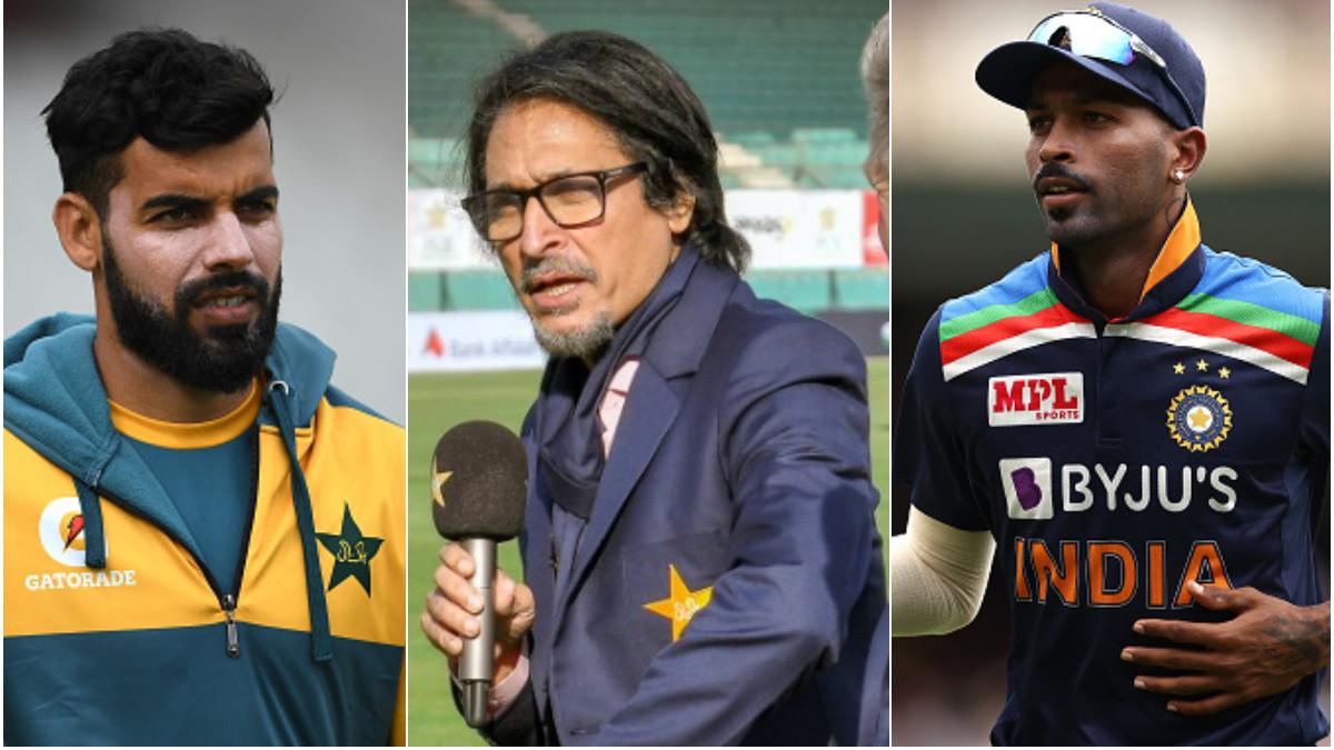 ENG v PAK 2021: Ramiz Raja slams Shadab Khan after 1st ODI; wants him to have profile like Hardik Pandya