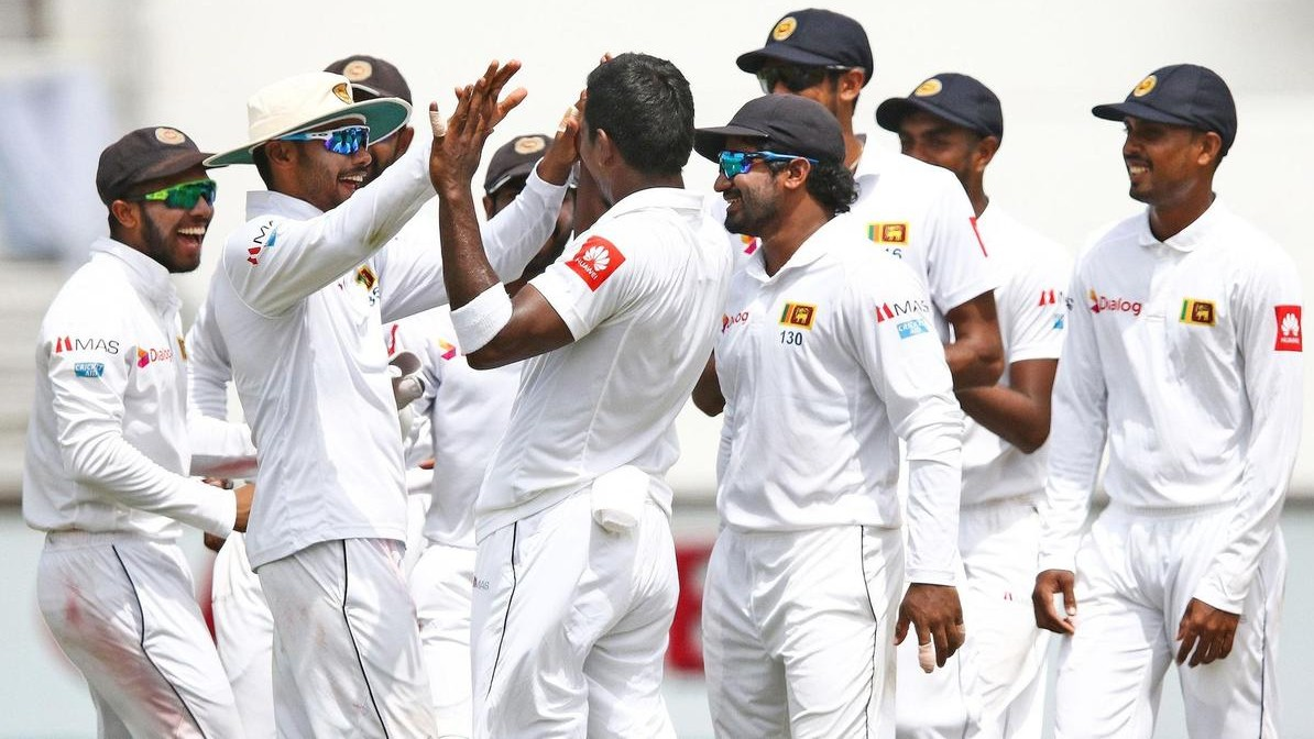 PAK v SL 2019: Sri Lanka announces squad for the upcoming Pakistan Test series