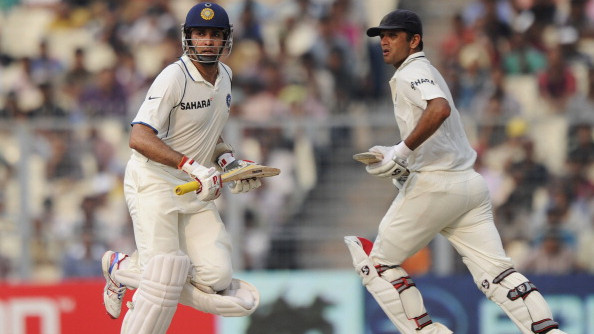 Laxman, Dravid share the blueprint of Test series win in overseas conditions