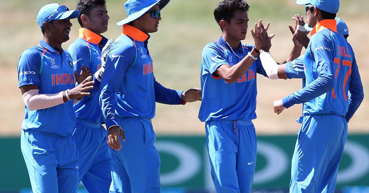 India U-19 team have outclassed their opponents in each encounter during the World Cup (Pic Source: ICC Media)