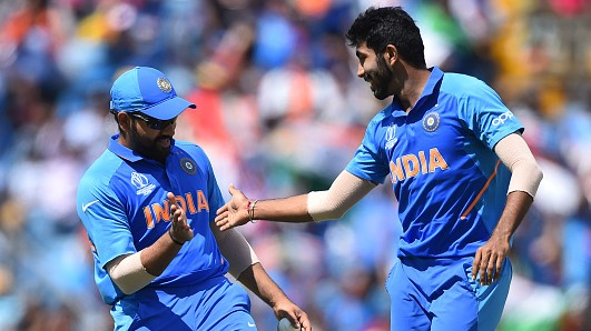 CWC 2019: Rohit Sharma and Jasprit Bumrah included in ICC's World Cup XI; Williamson named captain