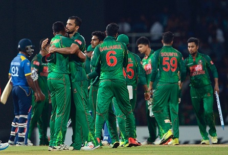 Bangladesh set to play tri-nation ODI series at home | Getty Images