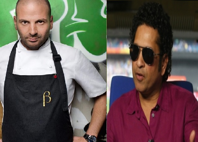 MasterChef Australia's George Calombaris calls Sachin Tendulkar his hero