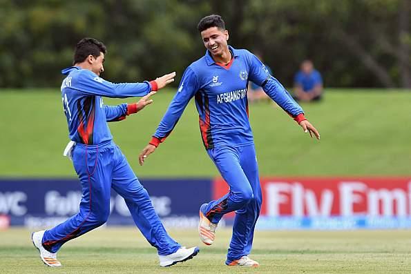 मुजीब ज़द्रान ने सुनील नारायण और अजंता मेंडिस के वीडियो देखकर सीखा गेंद को पकड़ना