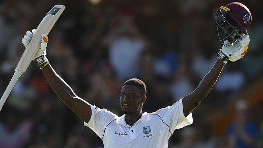 WI vs ENG 2019 : Stats from Jason Holder's record breaking innings of 202*