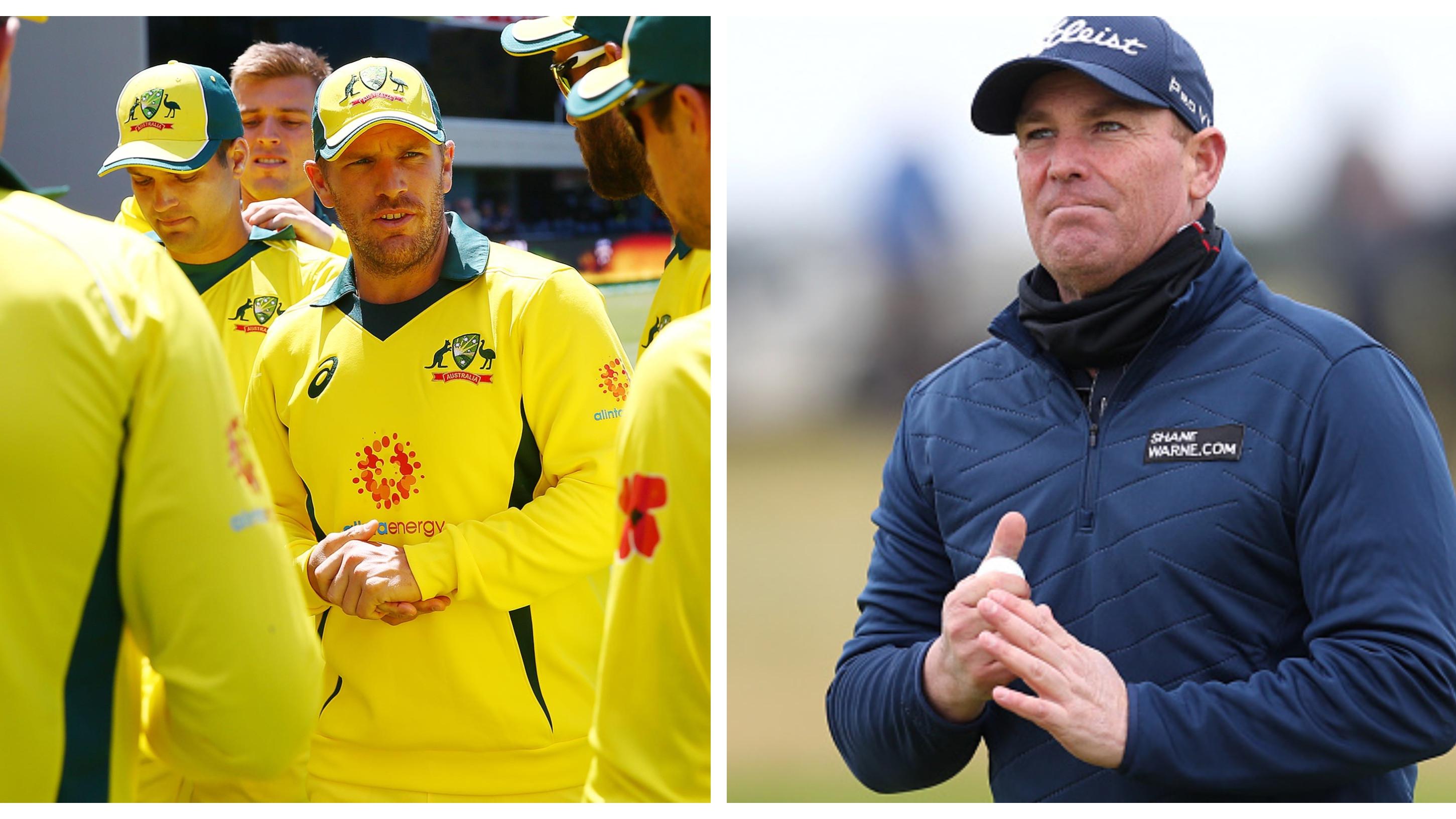 Shane Warne confident of Australia's World Cup chances