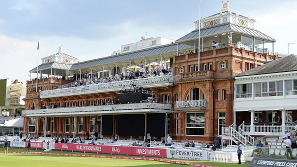 MCC gives parking space to medical staff, food to poor at Lord's