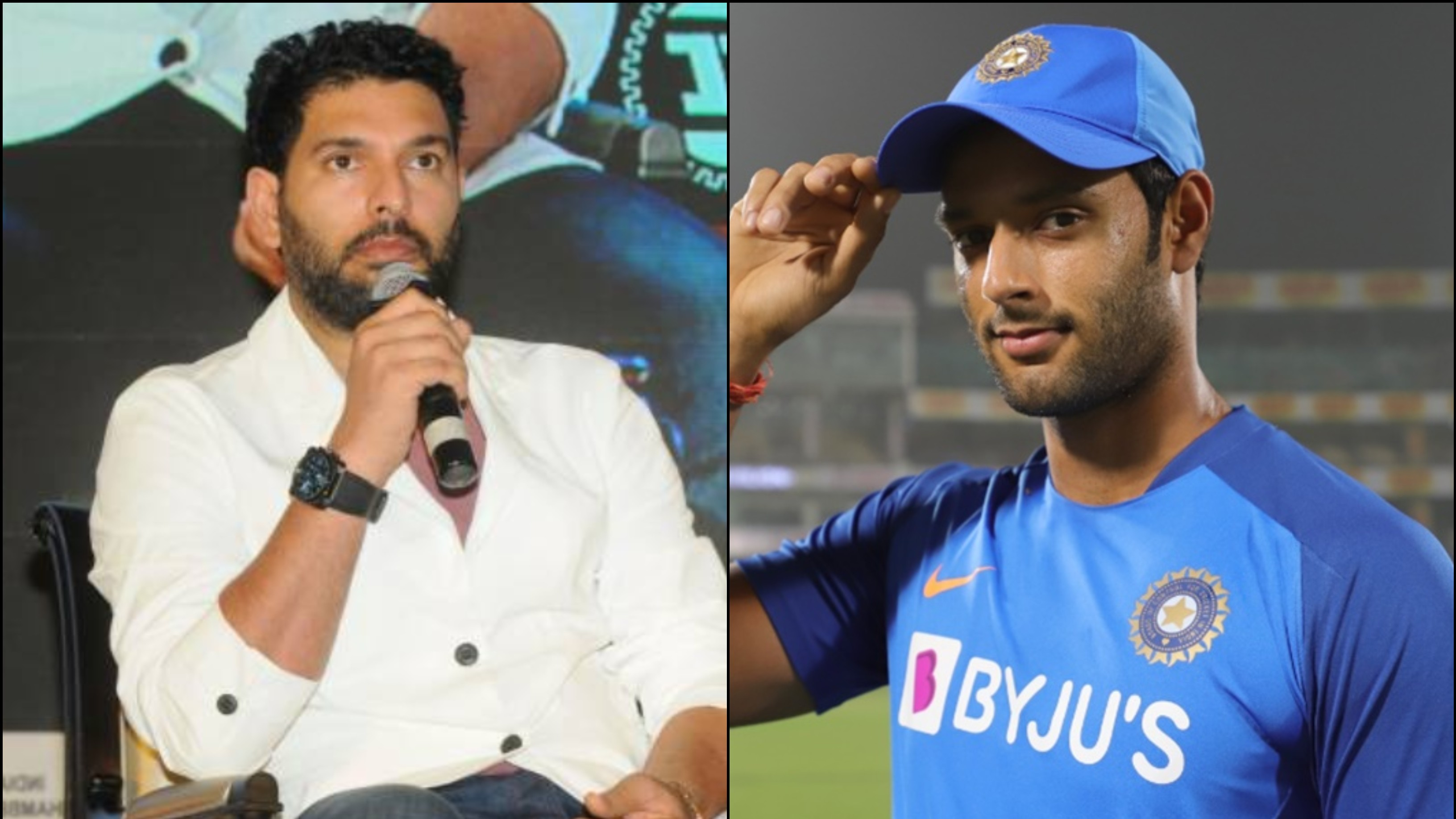 IND v BAN 2019: शिवम दुबे की तुलना खुद से होने पर युवराज सिंह ने दिया ये जवाब