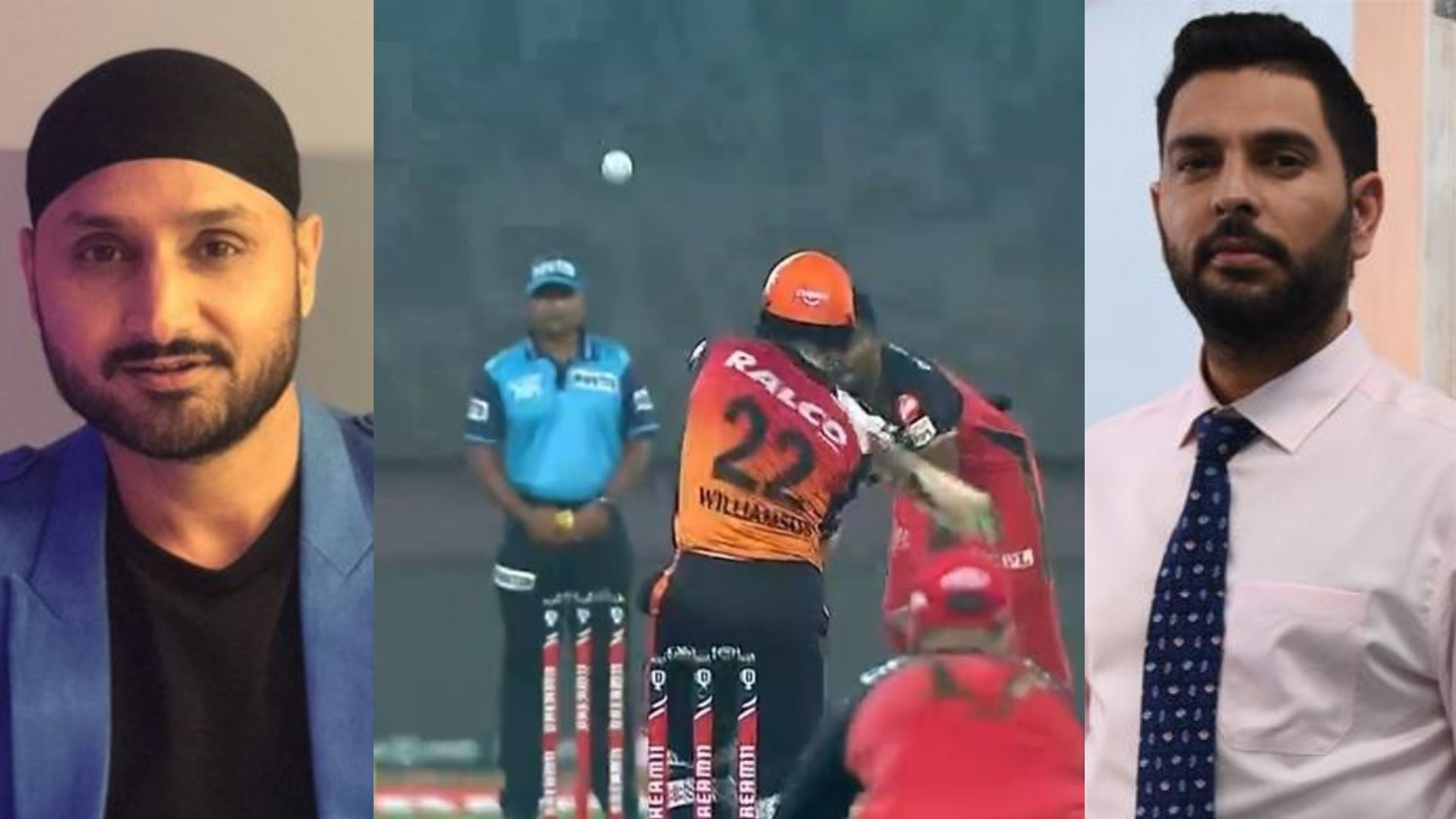IPL 2020: WATCH- Cricketers outrage as Udana gets away with a waist high no-ball to Williamson