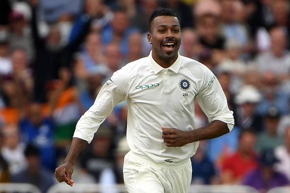 Hardik Pandya returns for the last 2 Tests in Australia | Getty Images