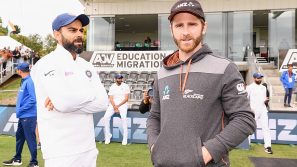 Kane Williamson responds to Virat Kohli's throwback picture with a curious question