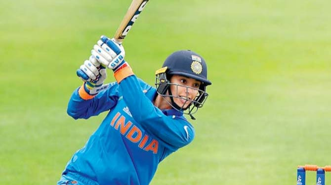 IND vs ENG 2018: Smriti Mandhana looks back to India's victory in Nagpur ODI