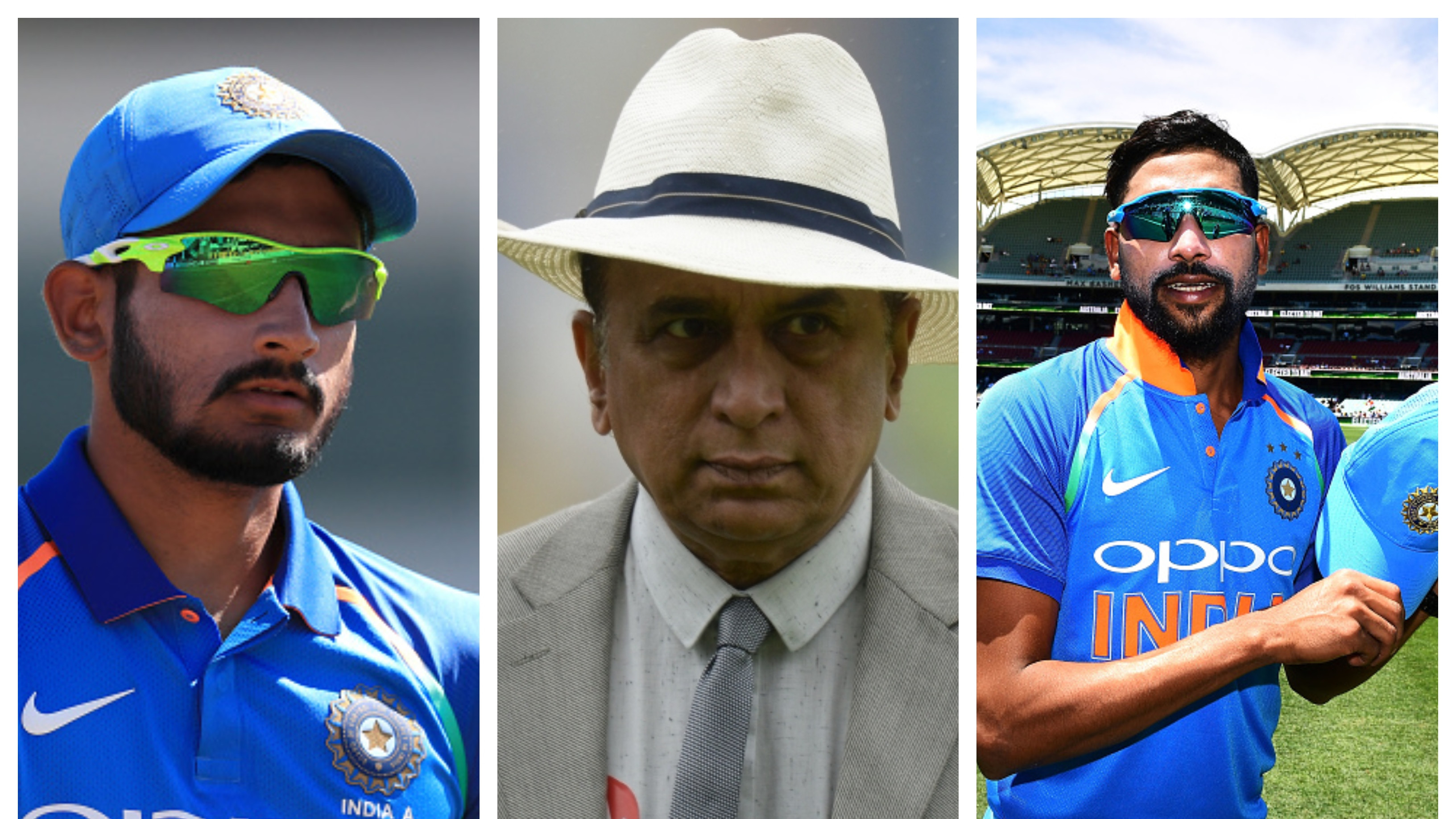 AUS vs IND 2018-19: Third pace bowling option remains a worry for India, says Sunil Gavaskar
