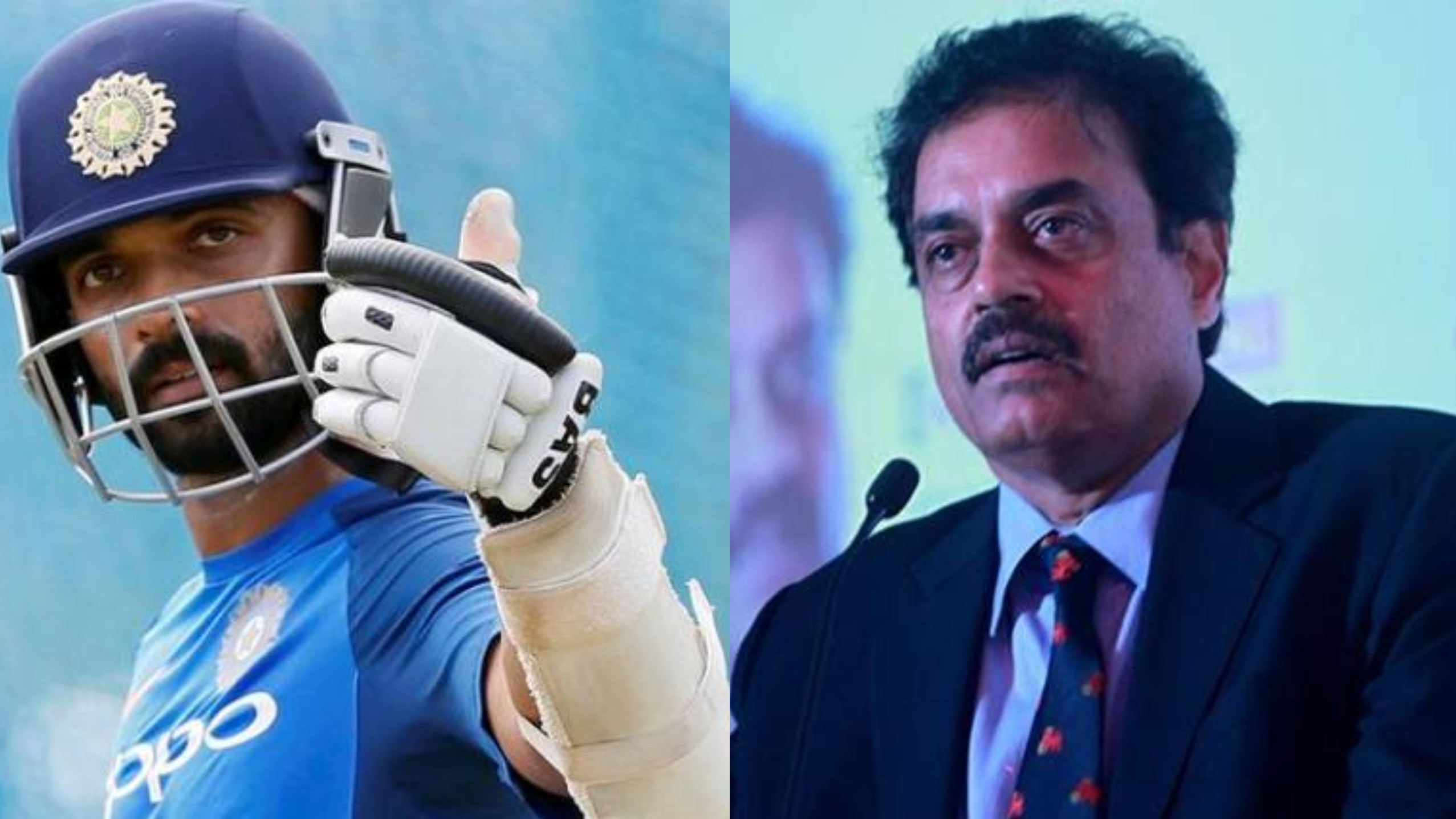 CWC 2019 : दिलीप वेंगसरकर का मानना है कि 2019 विश्व कप के लिए टीम को अजिंक्य रहाणे को आजमाना चाहिए