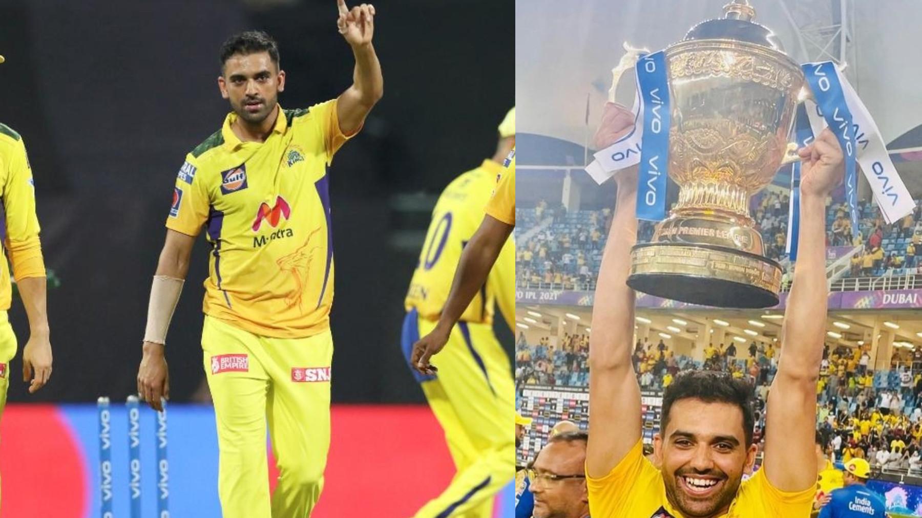 IPL 2021: Deepak Chahar says CSK was confident of doing well in IPL 14