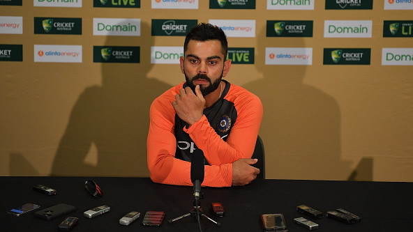AUS v IND 2018-19: Virat Kohli is not taking Australia for granted at home