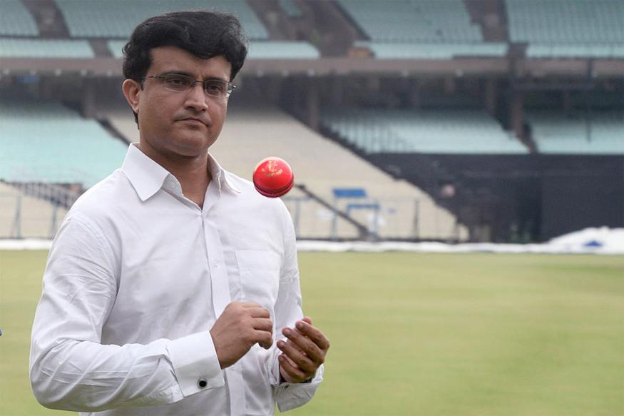 Sourav Ganguly | AFP