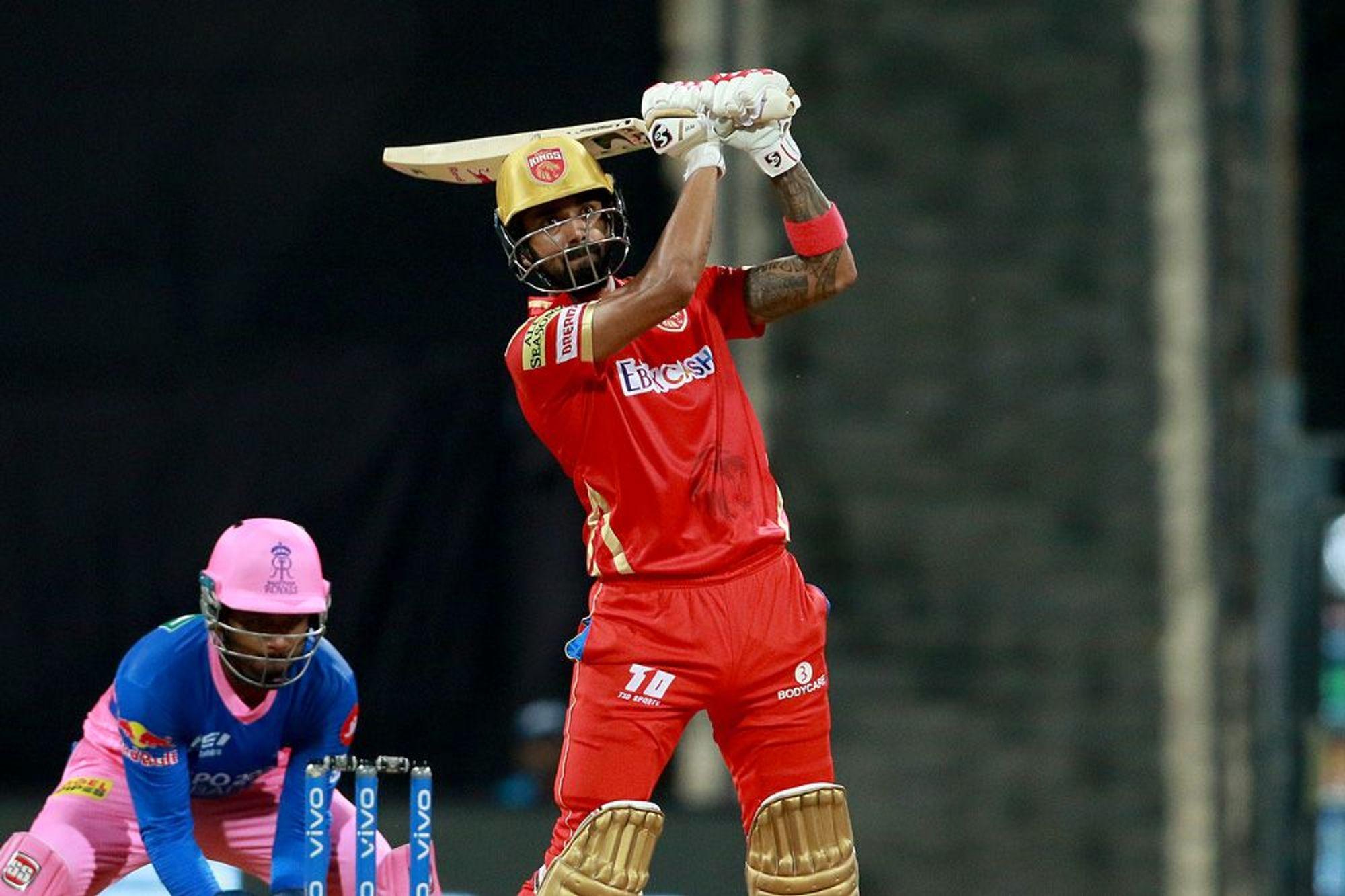 KL Rahul hit a brilliant 91   BCCI-IPL