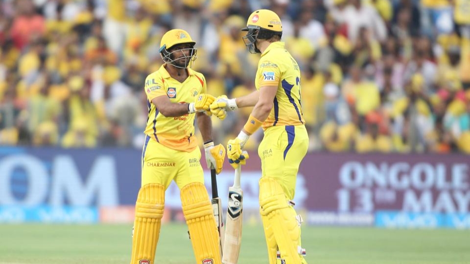 IPL 2018 : Match 46, CSK vs SRH - Statistical Highlights