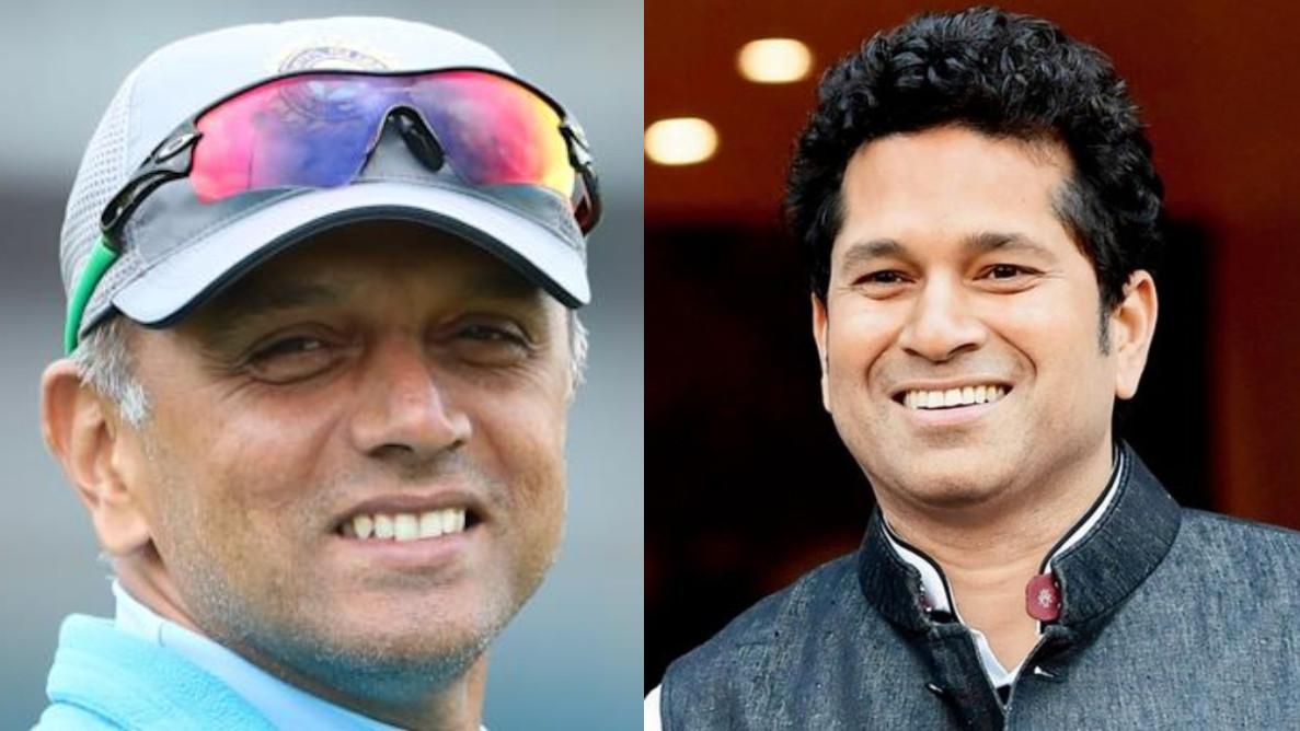 SL v IND 2021: Sachin Tendulkar speaks on Rahul Dravid's role as India coach in Sri Lanka