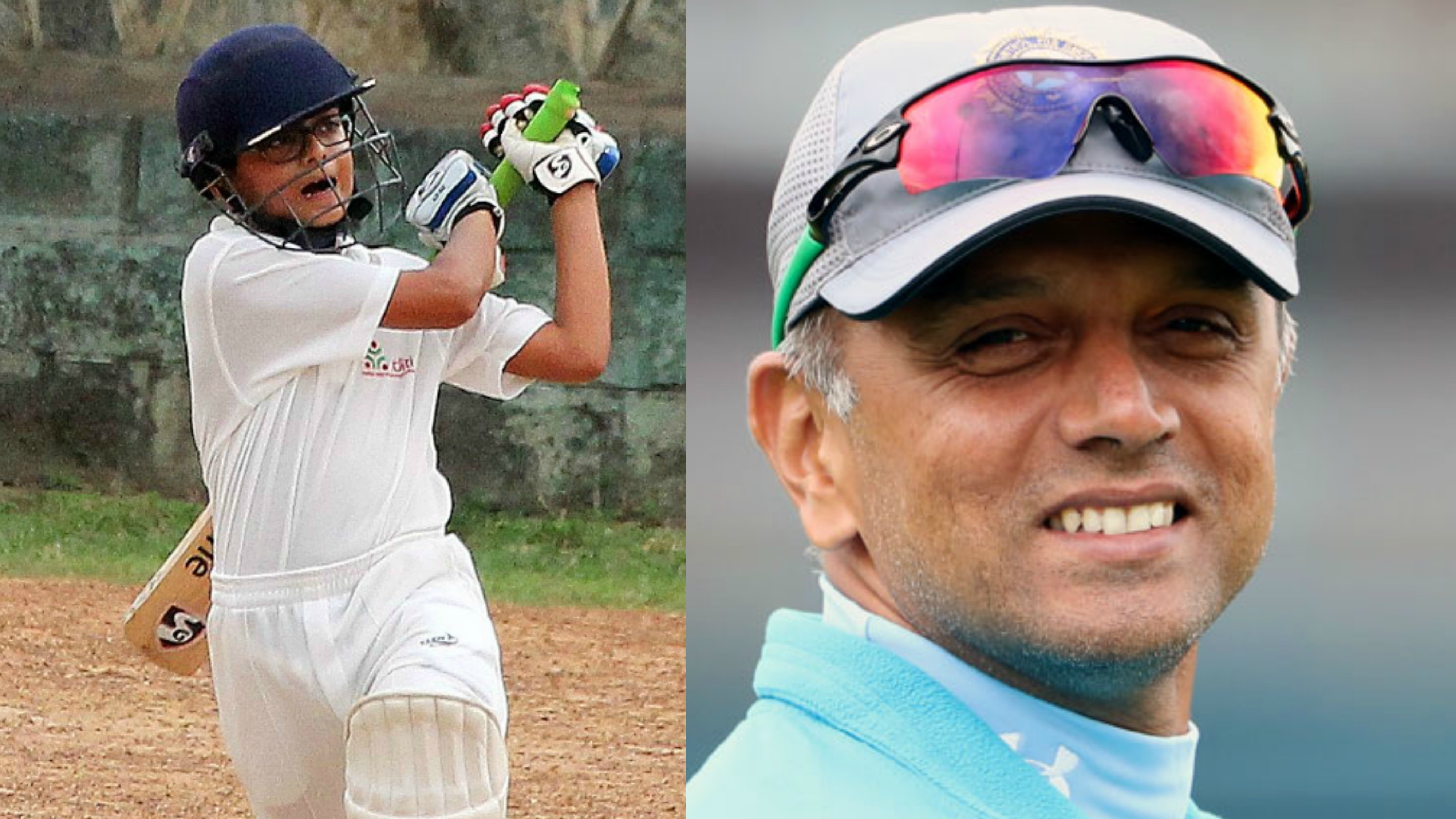 Rahul Dravid's son Samit hits another double century in less than two months