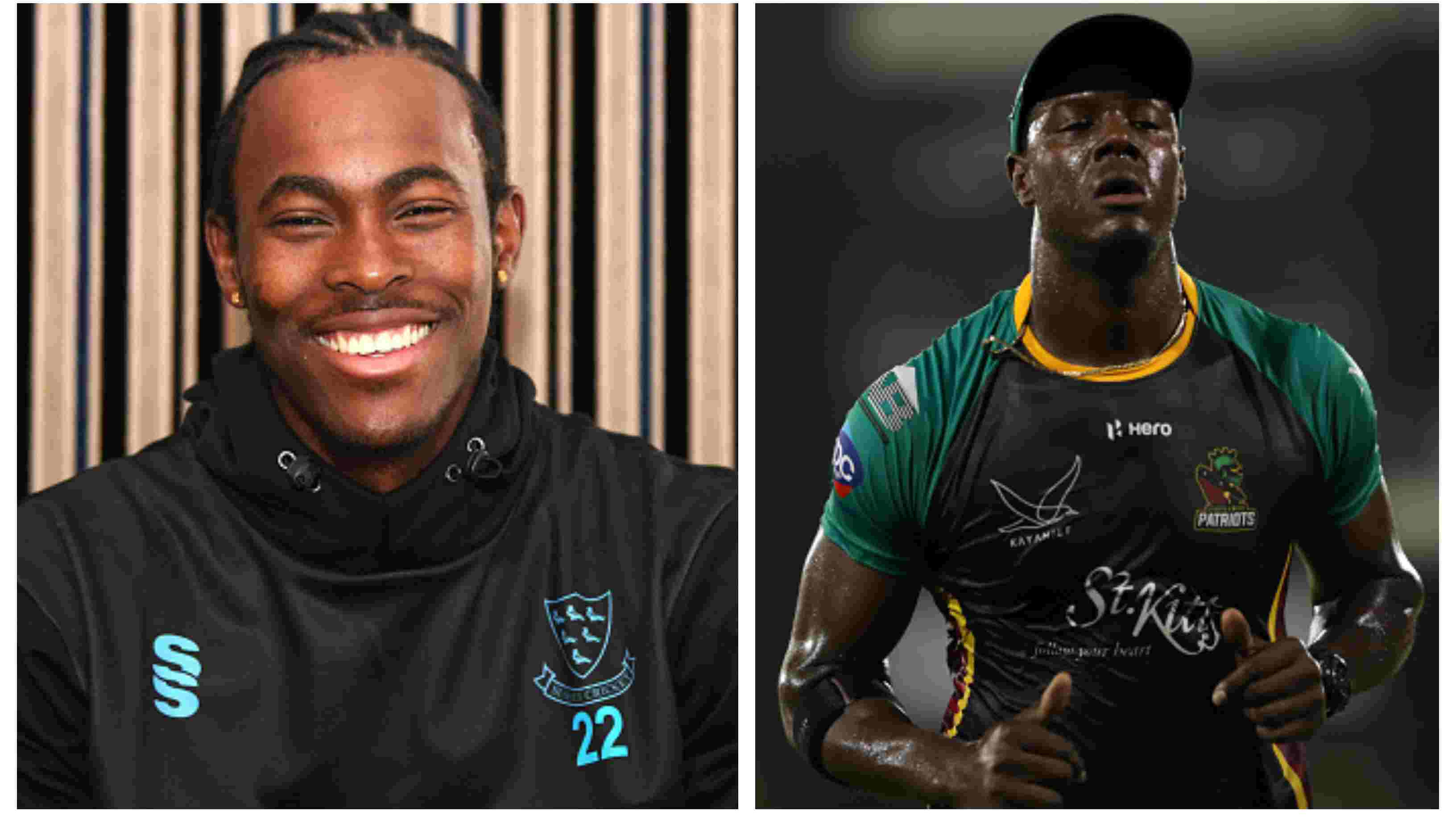 Jofra Archer's Instagram story on Carlos Brathwaite left social media in splits