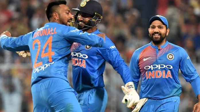 IND v WI 2018: Krunal Pandya was keen to bowl against Kieron Pollard, says Rohit Sharma