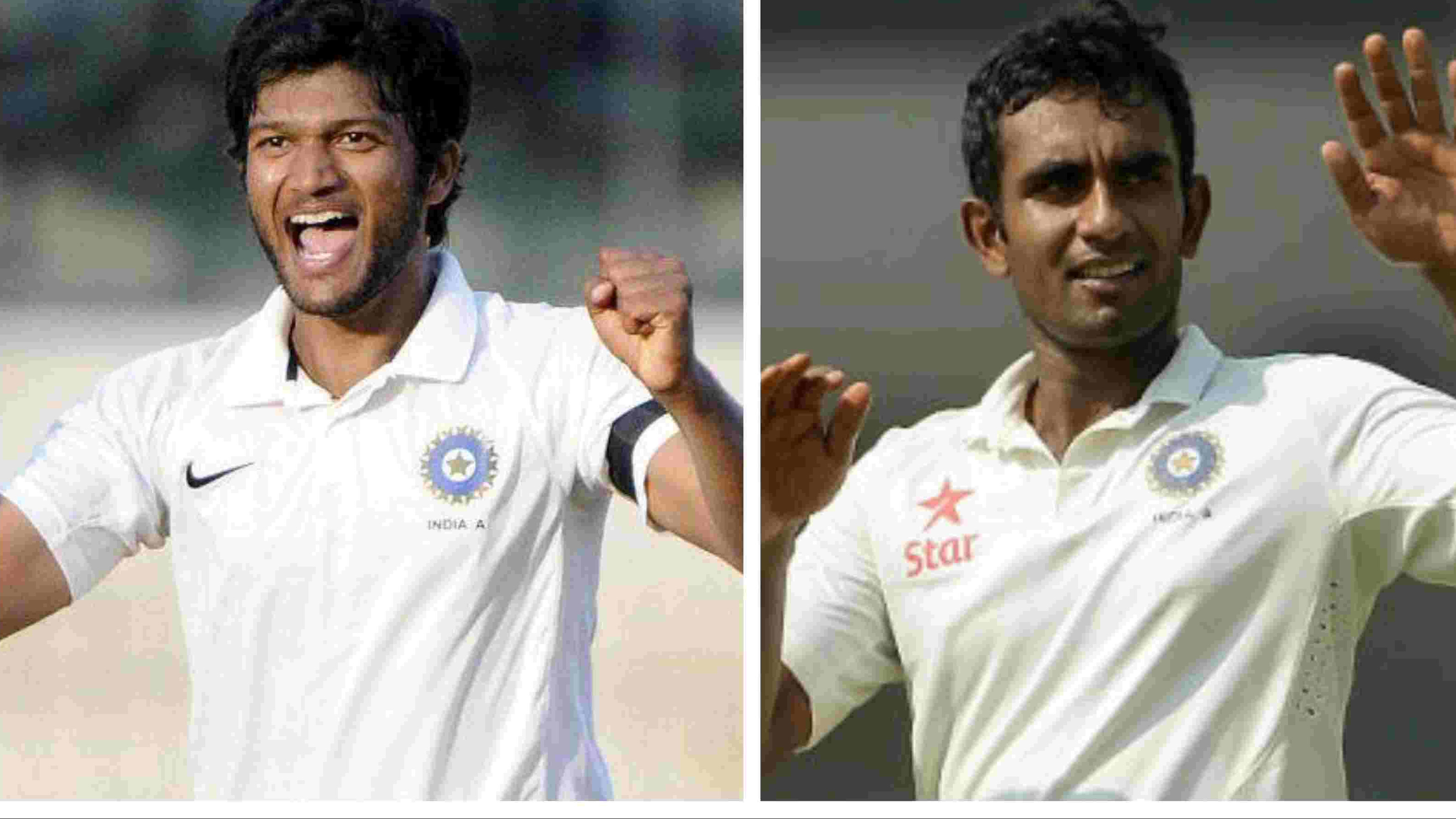 Jalaj Saxena replaces injured Jayant Yadav in Quadrangular tournament for India 'B'
