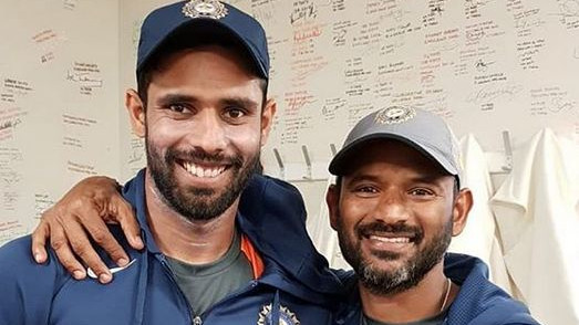 ENG v IND 2018: Debutant Hanuma Vihari reveals his bond with fielding coach R Sridhar