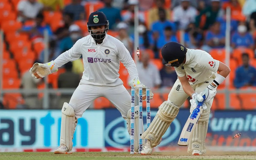 England managed 112 and 81 in two innings of 3rd Test | BCCI