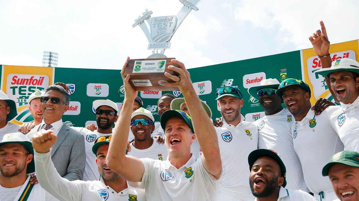 SA v AUS 2018 : Statistical Highlights from the Test series