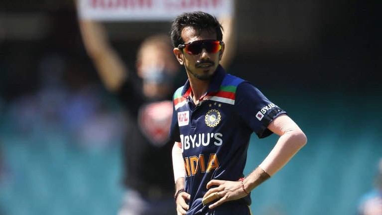 AUS v IND 2020-21: Chahal earns unwanted record; concedes most runs by an Indian spinner in ODIs