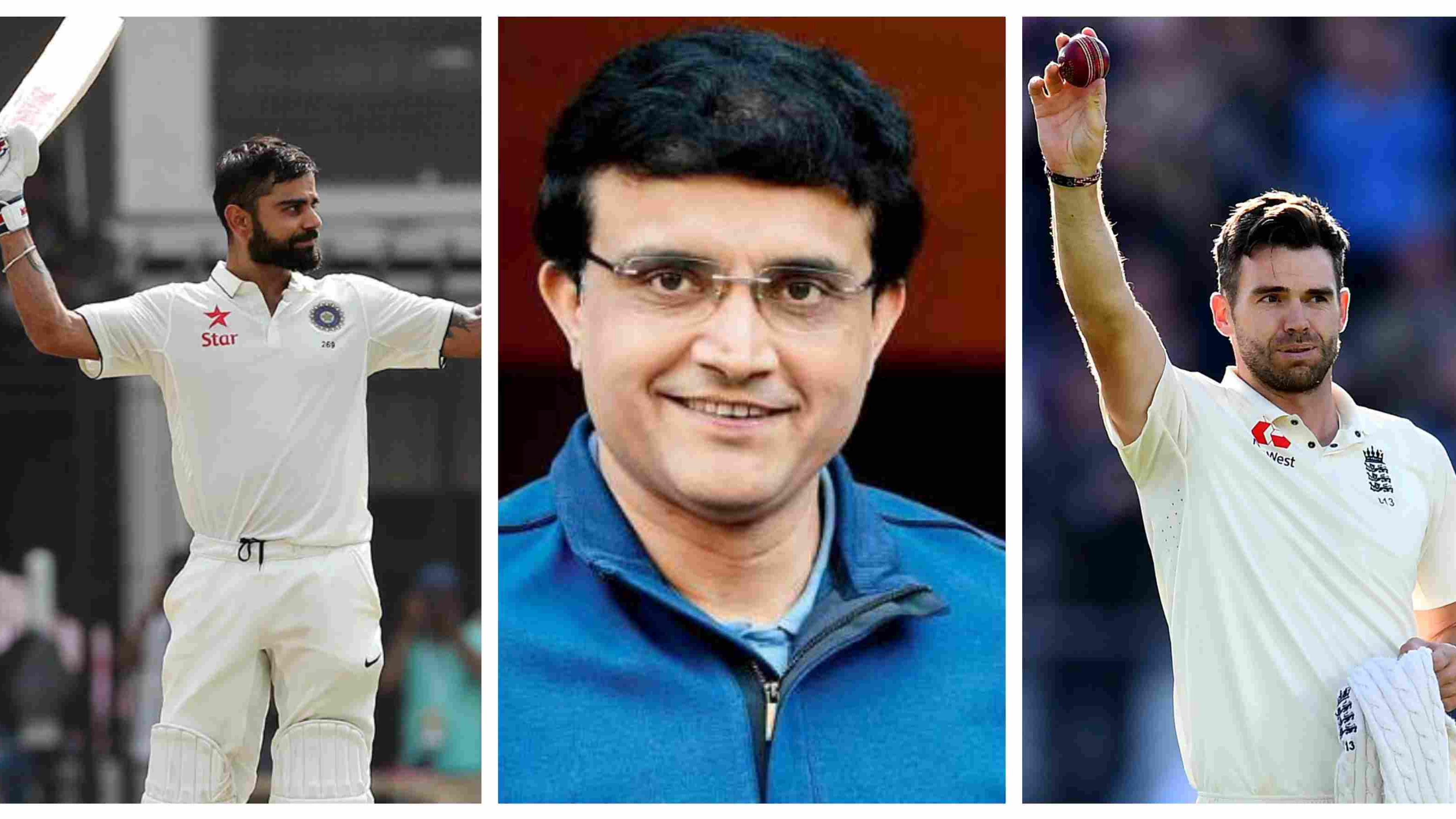 ENG v IND 2018: Sourav Ganguly eager to see the duel between Kohli and Anderson in Test series
