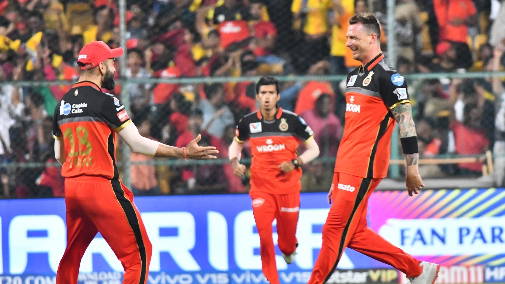 IPL 2019: RCB dealt a huge blow as Dale Steyn ruled out of tournament with shoulder injury