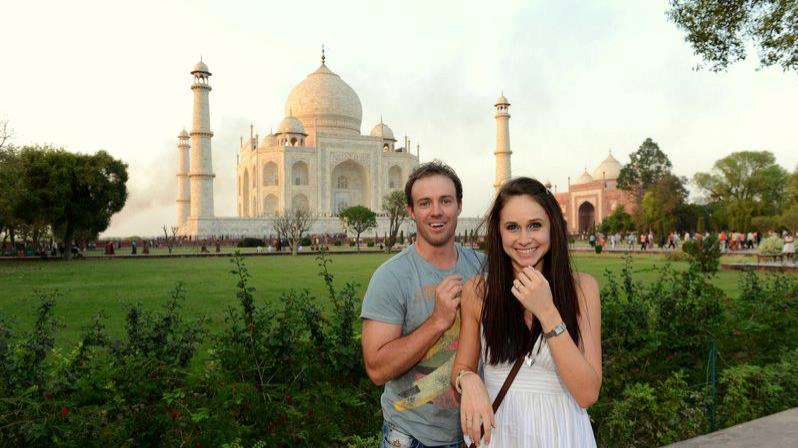 AB de Villiers revealed why his marriage proposal to Danielle at Taj Mahal left Virat Kohli worried