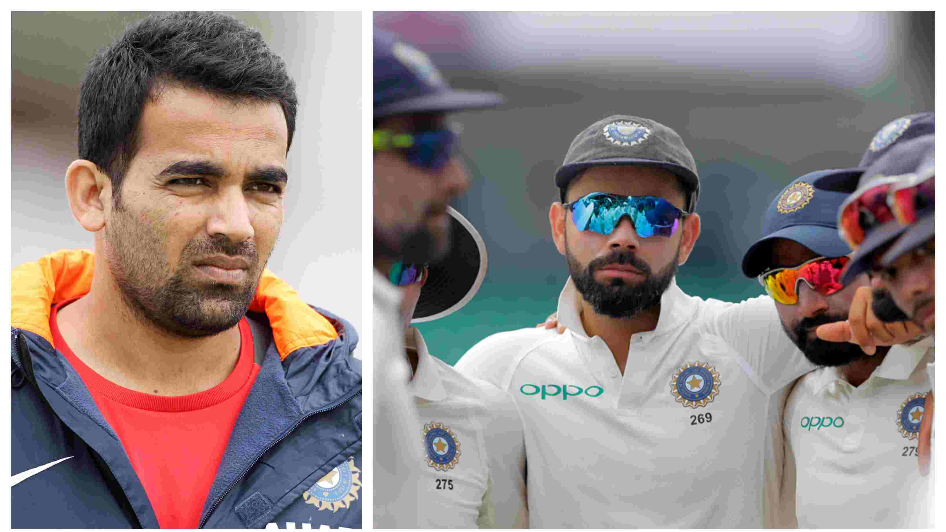 ENG v IND 2018: Hot conditions in England might tempt India to play two spinners, says Zaheer Khan