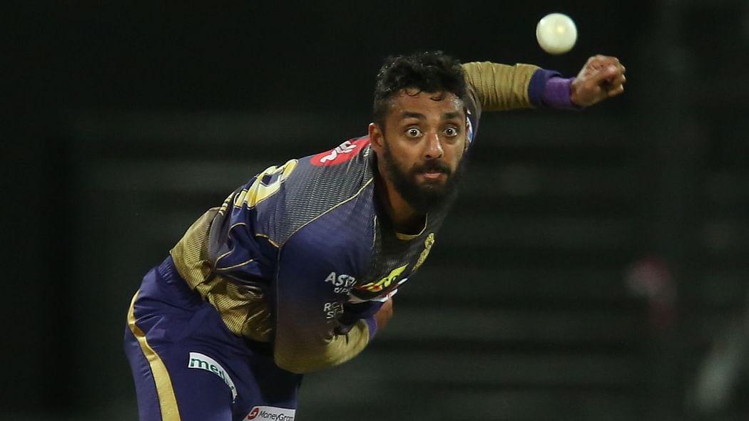 Varun Chakravarthy plays for KKR in IPL | BCCI/IPL