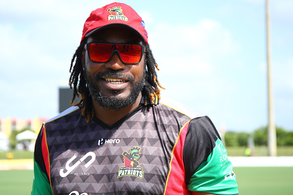 Chris Gayle | GETTY