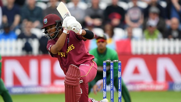 CWC 2019: Shai Hope defends his low strike rate in the match against Bangladesh