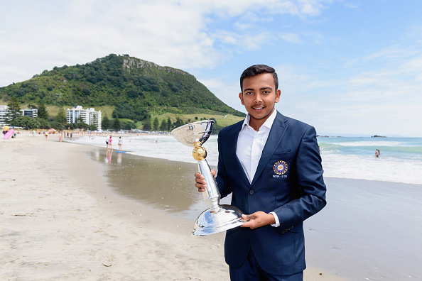 Prithvi Shaw describes winning the World Cup as the best feeling he ever had in his life