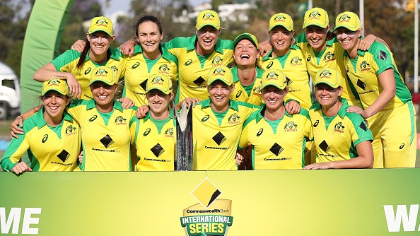 AUSW v SLW 2019: Australia women create record after whitewashing Sri Lanka 3-0 in ODI series
