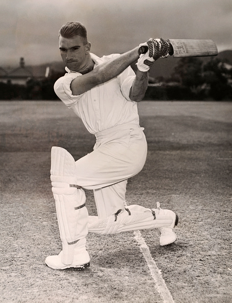 John Reid played 58 Tests, scoring 3,428 runs and led NZ to their first three Test wins | Getty