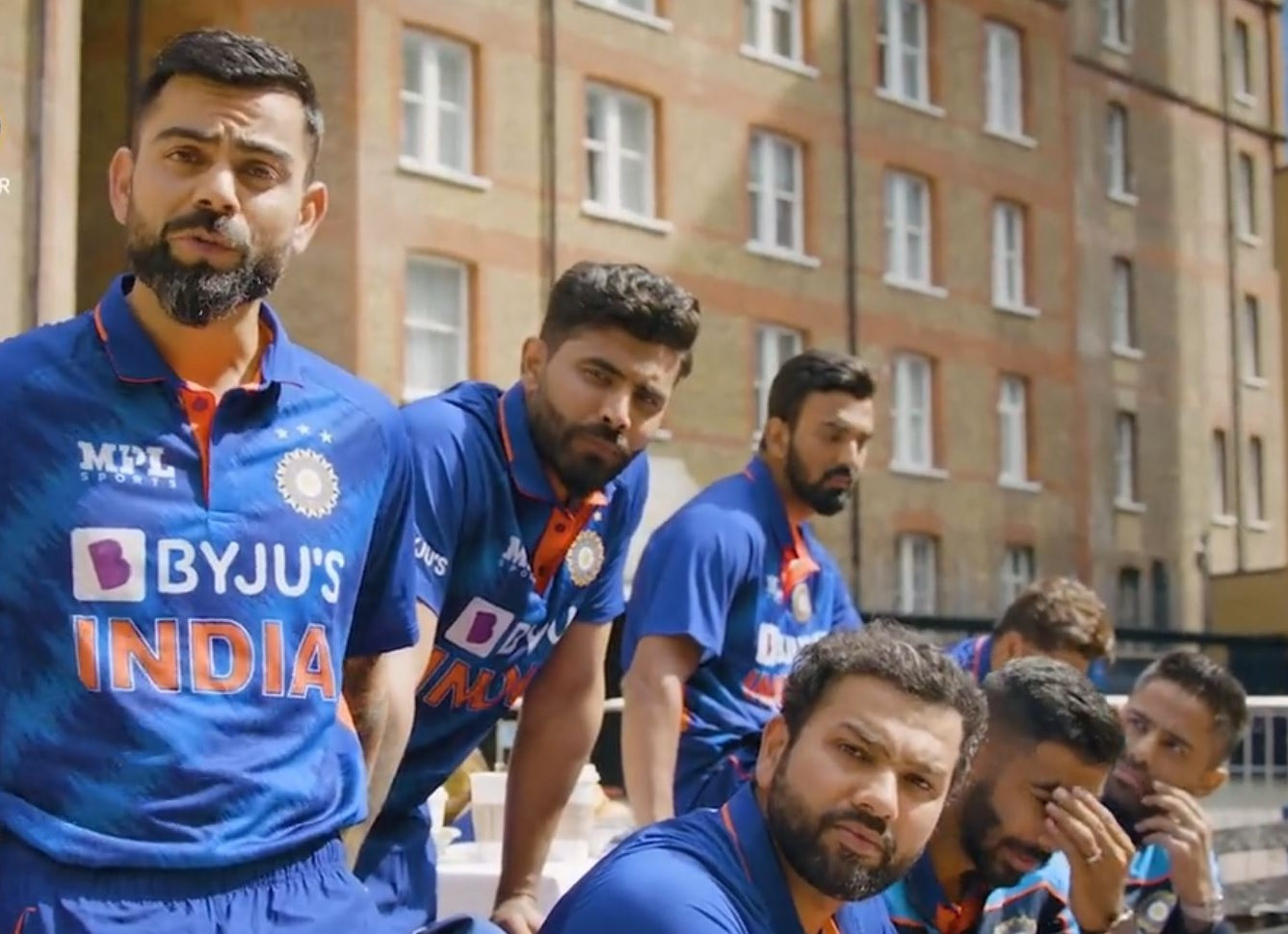 India team will wear this new look jersey in the T20 World Cup 2021 | twitter