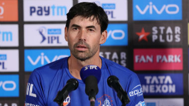 IPL 2018: Defeat against KKR very disappointing, says Stephen Fleming