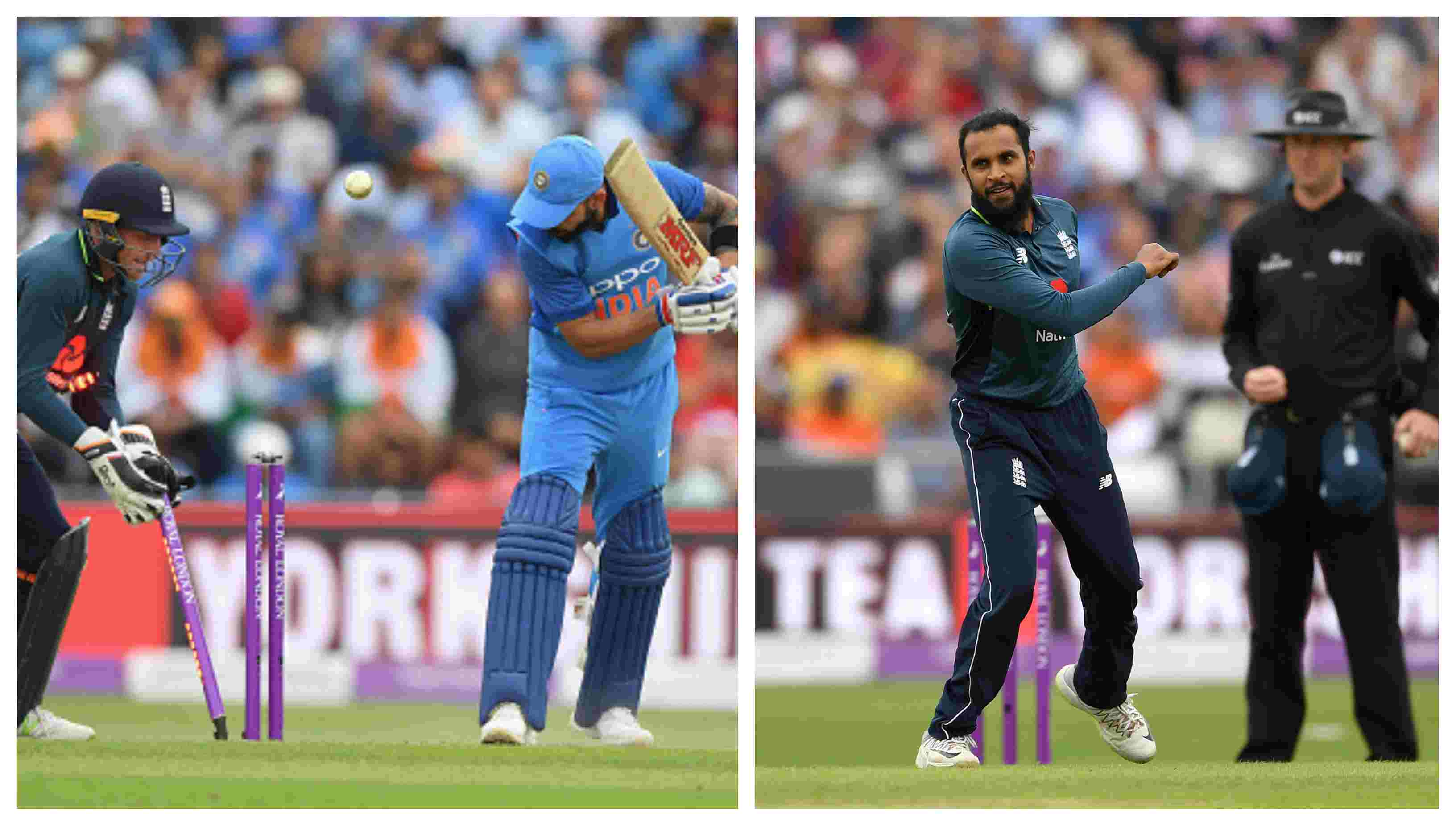 Adil Rashid turned out to be the nemesis for India batsmen in recently concluded ODI series