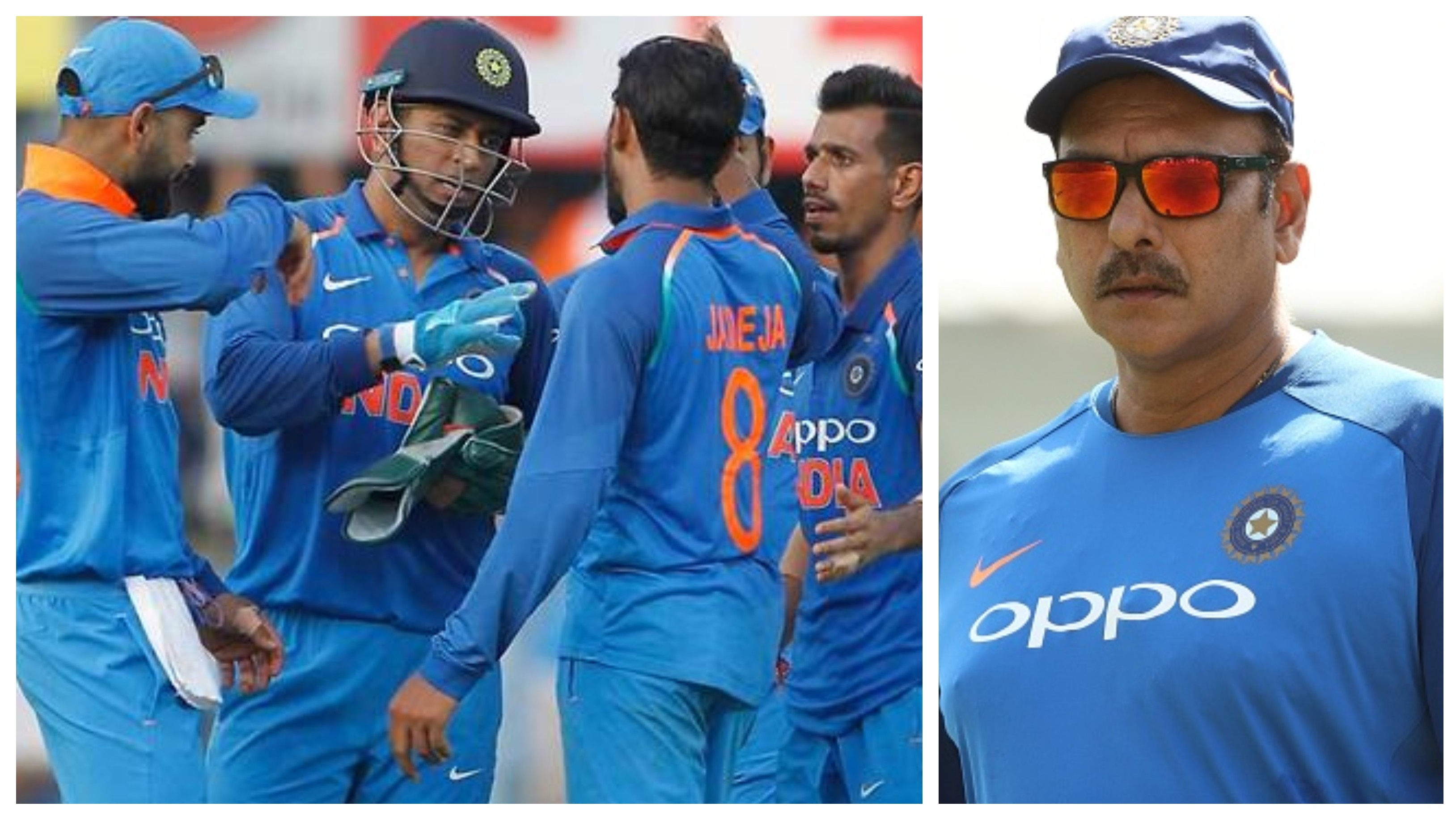 CWC 2019: Team India have all bases covered going into the World Cup, says Ravi Shastri