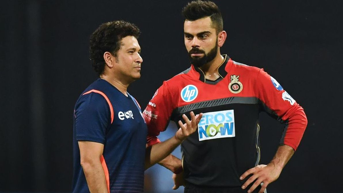 Sachin Tendulkar tweets on mental health after Virat Kohli opens up on his depression in 2014