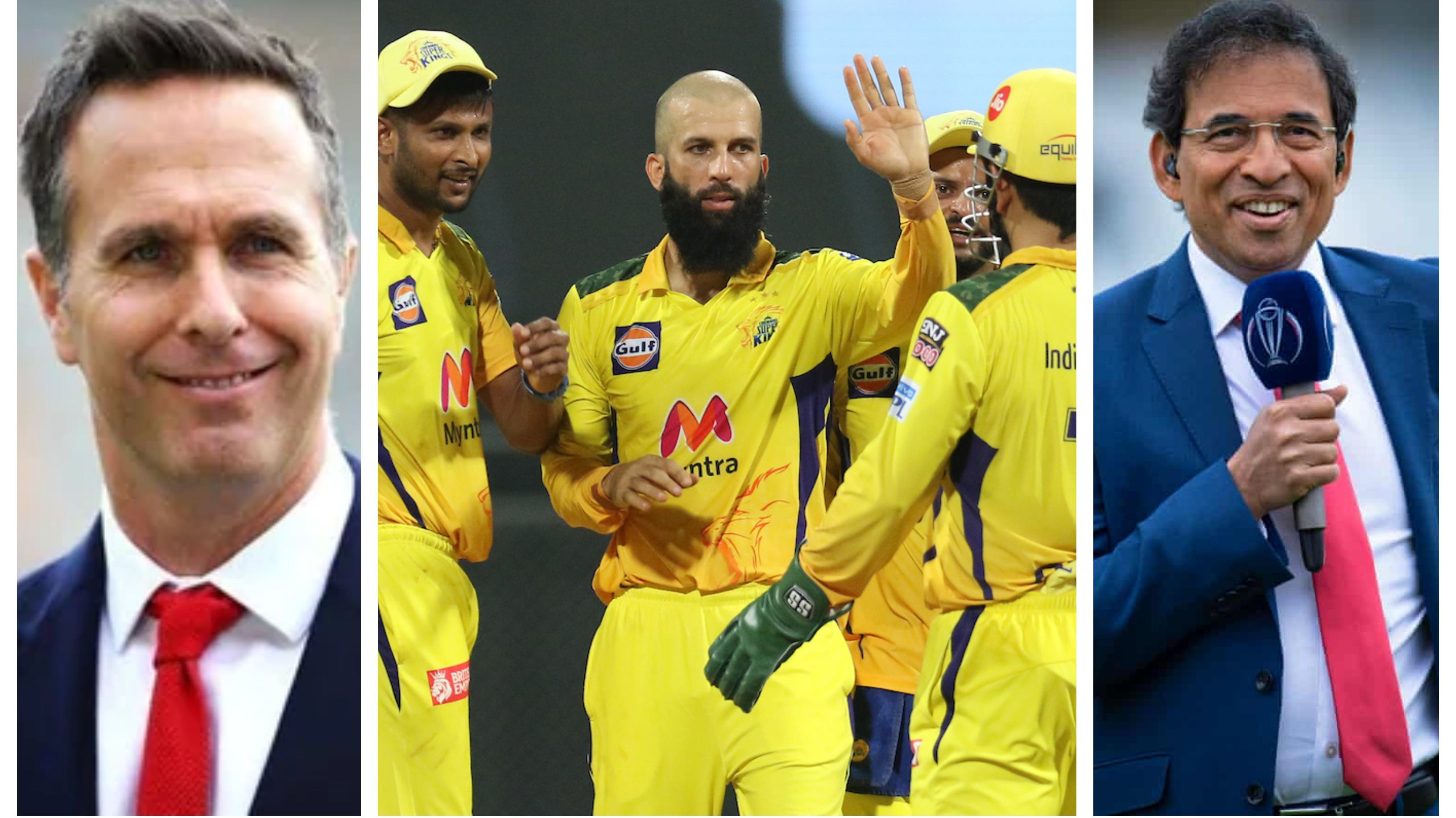 IPL 2021: Cricket fraternity reacts to CSK's resounding 45-run victory over RR