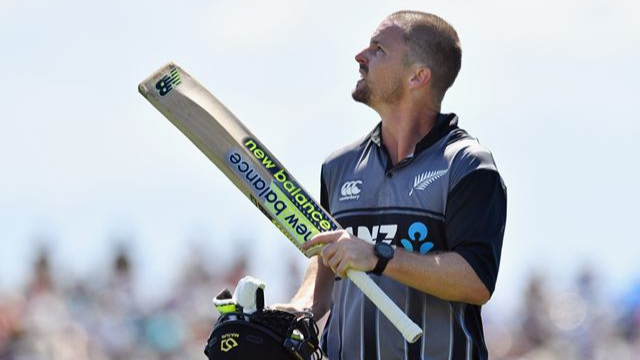 Colin Munro ditches Test cricket to concentrate on White-ball cricket
