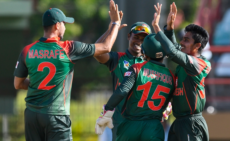 Bangladesh have Mehidy Hasan in their ranks along with Shakib in the spin department. (Getty)